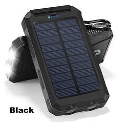 Power Bank powerbank 40000 mAh Solar LED | Повер Банк LED | Портативное зарядное устройство | Пауэр Солар