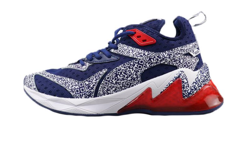 Мужские кроссовки Puma LQDCELL AR Blue/Red