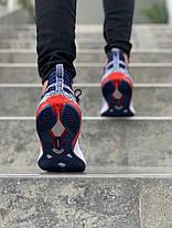 Мужские кроссовки Puma LQDCELL AR Blue/Red, фото 2