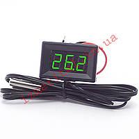 Термометр автомобильный цифровой с выносным датчиком -50...+125 °С, фото 1
