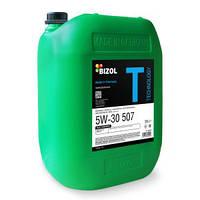 Масло BIZOL Technology 5W-30 507 20л. B85822