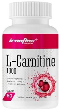 Карнитин IronFlex - L-Сarnitine 1000 (60 таблеток)