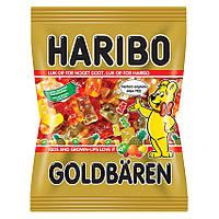 Желейные конфеты Haribo Goldbaren (жевательный мармелад с фруктовым соком) 200 г.