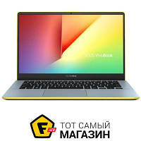 Ноутбук ASUS VivoBook S14 S430UF Silver Blue/Yellow (S430UF-EB059T)