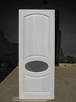 Двері міжкімнатні з ясена (овал)