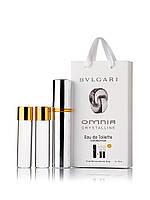 """Подарунковий набір духи з феромонами """"Bvlgari Omnia Crystalline"""""""