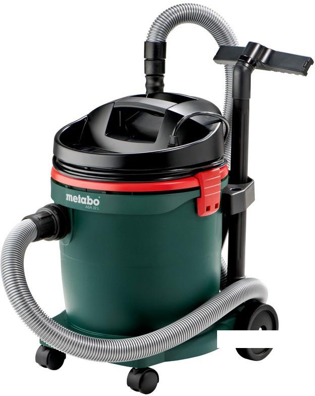 Metabo ASA 32 L Пылесос для сухой и влажной уборки (602013000)