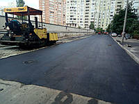 Реконструкция дорог Бровары