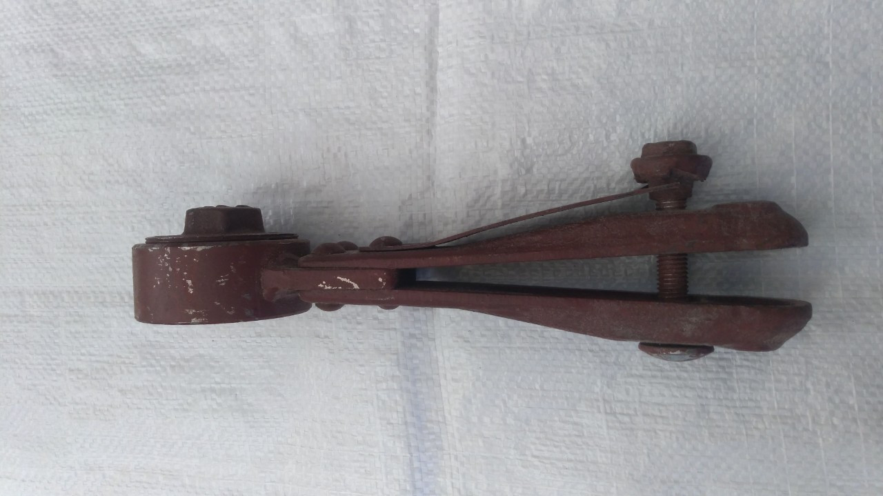 Шатун сегментной косилки КС Польша ( шарпак ) сталь