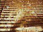 Пайеточная ткань палочка (золото), фото 3