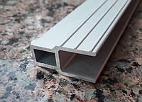 Алюминиевый профиль для пола надувной лодки. Д-образный, фото 1