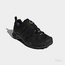 Оригинальные Мужские Кроссовки Adidas TERREX SWIFT R2 GTX CM 7492 Черные, фото 2