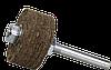Войлок для дрелі, 30*25 мм сірий