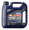 Масло Liqui Moly Optimal 10W-40 4л 3930