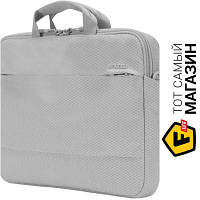 "Сумка для ноутбука Incase 15"" City Brief for with Diamond Ripstop for MacBook Pro Cool Gray (INCO100317-CGY)"