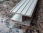 Алюминиевый профиль для пола резиновой лодки. Н-образный