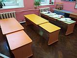Детский стол регулируемый, выездной Design Service 2000/2600 Design Service, фото 2