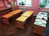Детский стол регулируемый, выездной Design Service 2000/2600 Design Service, фото 3