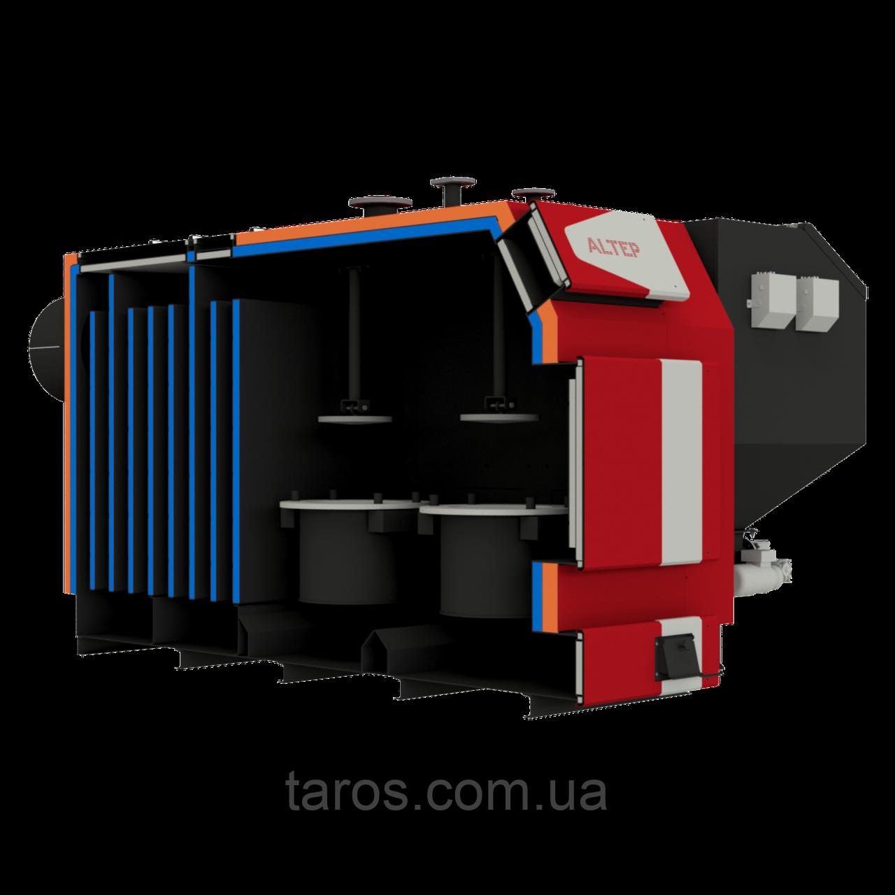 КУПИТЬ ТВЕРДОТОПЛИВНЫЕ КОТЛЫ НА ПЕЛЛЕТАХ TRIO Pellet (KT-3ESH) 300 кВт