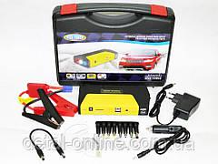 Пусково-зарядний пристрій для автомобіля (Пускач+ліхтар+зарядка для всі види техніки)