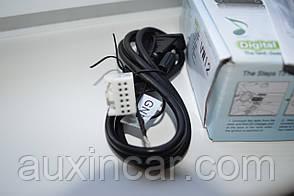 эмулятор сд чейнджера Yatour YTM06-VW12 USB/SD_CARD/AUX для audi 12p
