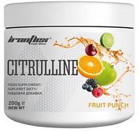Цитруллин IronFlex - Citrulline (200 грамм)