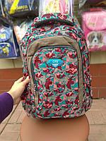 Рюкзак ортопедический разноцветный cool for school 49*32*20 см