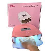 Лампы гибридные UV/LED JSDA (48Вт) для полимеризации гелей и гель-лаков