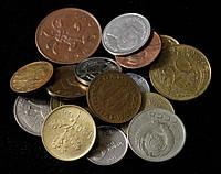Набор монет мира 5. 20 стран  (20 шт)