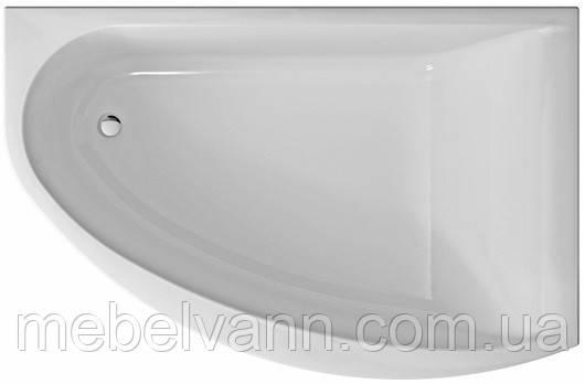 Ванна Kolo MIRRA 170х110 см с ножками правая