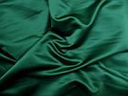 Атлас прокат (зеленый изумруд), фото 2