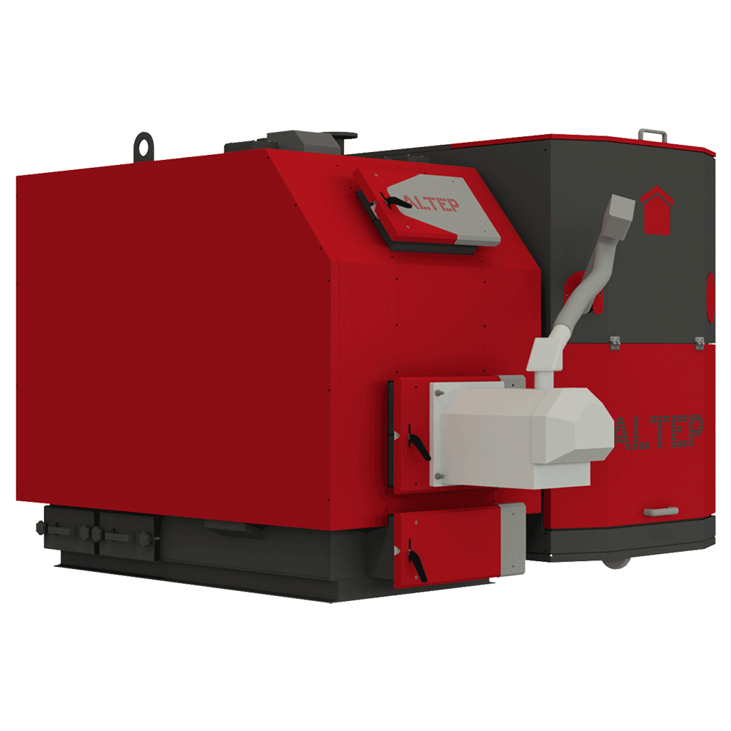 КУПИТЬ ТВЕРДОТОПЛИВНЫЕ КОТЛЫ НА ПЕЛЛЕТАХ TRIO Uni Pellet (KT-3EPG) 400 кВт