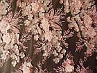 Сетка с вышивкой (цветы 3D), фото 2