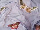 Сетка с вышивкой (бабочки), фото 2