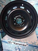 """Диск мет. Kap 6,0x15""""; 5x100; ET38; DIA57,1 Vw, Skoda чорний"""