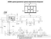 FAAC А1000 автоматика для раздвижных (сдвижных) дверей, фото 2