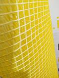 Пленка гидроизоляционная армированна (барьер) 75м2(1.50х50м) рулон., фото 3