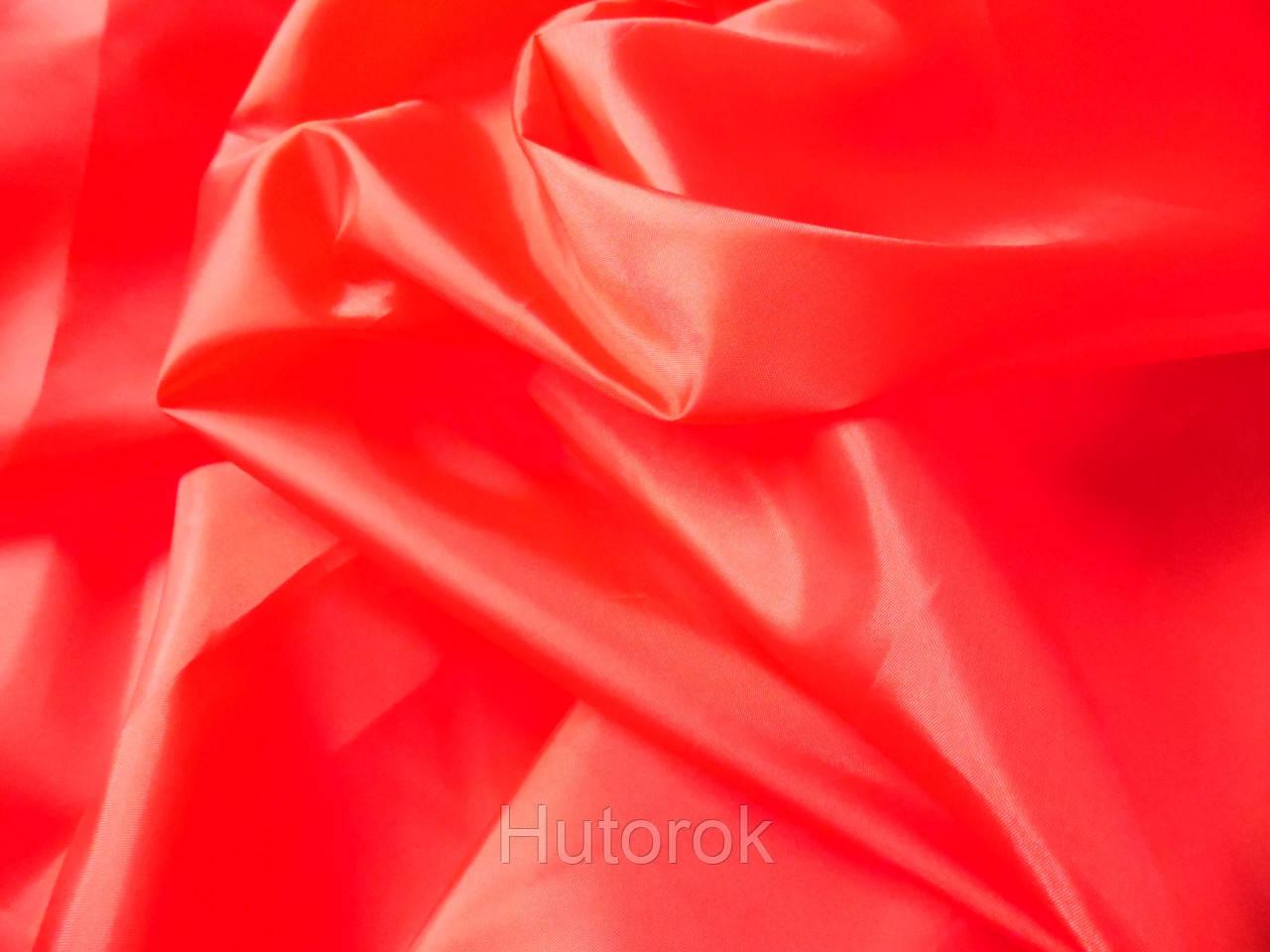 Подкладка нейлон (красный)