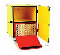 Контейнер для доставки пиццы на дом GI.METAL BP50CR
