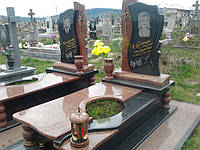 Памятник гранитный для двоих 11