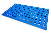 Мат для отдыха на воде из ЭВА (коврик, платформа для воды) EVA-LINE с отверстиями 1450*830*30 мм