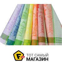 Полотенце Беларускілён Агата 50x70см сорт 1, цвет 0, 7шт. (14с1/56) для кухни