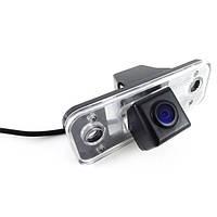 Камера заднего вида Hyundai Grandeur, Wagon (3 carriage), Coupe (Falcon SC72HCCD-170)