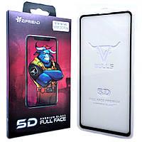 Защитное стекло 5D для Xiaomi Redmi K20 / Mi 9T Полноразмерное Zifriend (Black)