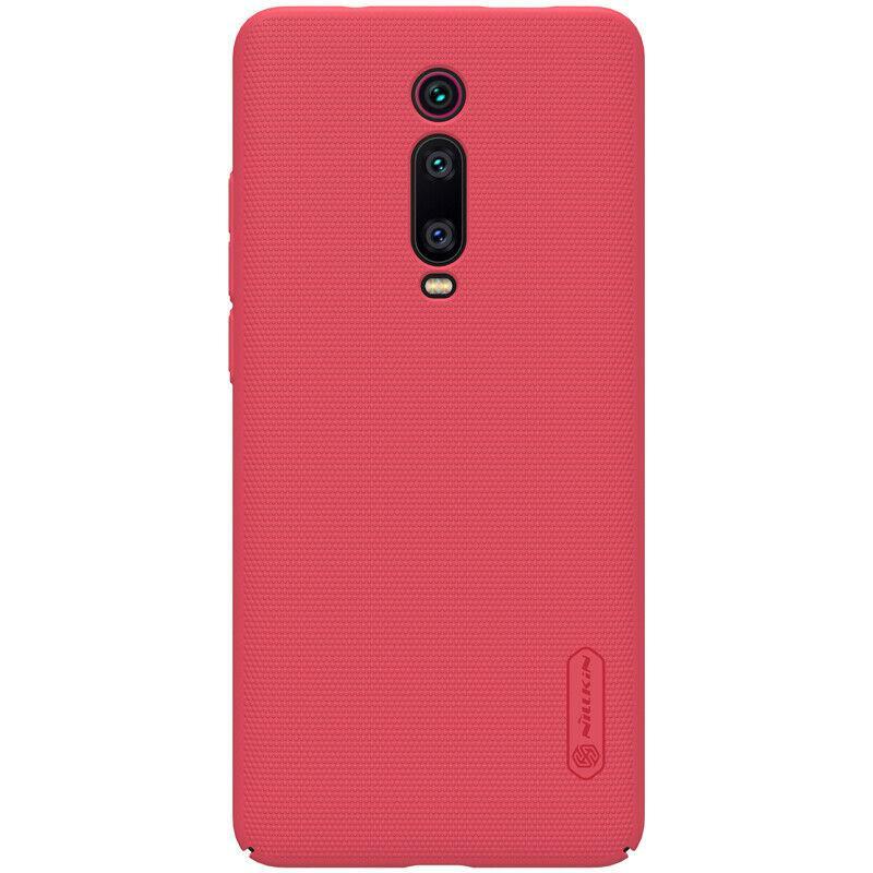 Nillkin Xiaomi Redmi K20/ K20 Pro Super Frosted Shield Red Чехол Накладка Бампер