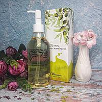 Гидрофильное масло Elizavecca Face Care Olive 90% Cleansing Oil 300ml