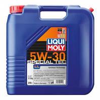 Масло Liqui Moly Special Tec LL 5W-30 20л 1194