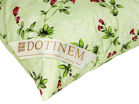 Подушка DOTINEM RIVERTON 60х60 холлофайбер салатовая (214918-1), фото 2
