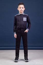 Брюки штаны джинсы для мальчика ТМ Зиронька