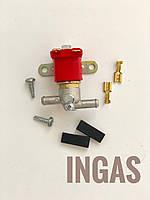 Электромагнитный клапан бензина Аtiker, D6/D6, (алюмин. штуцер)